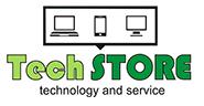 tech store logo